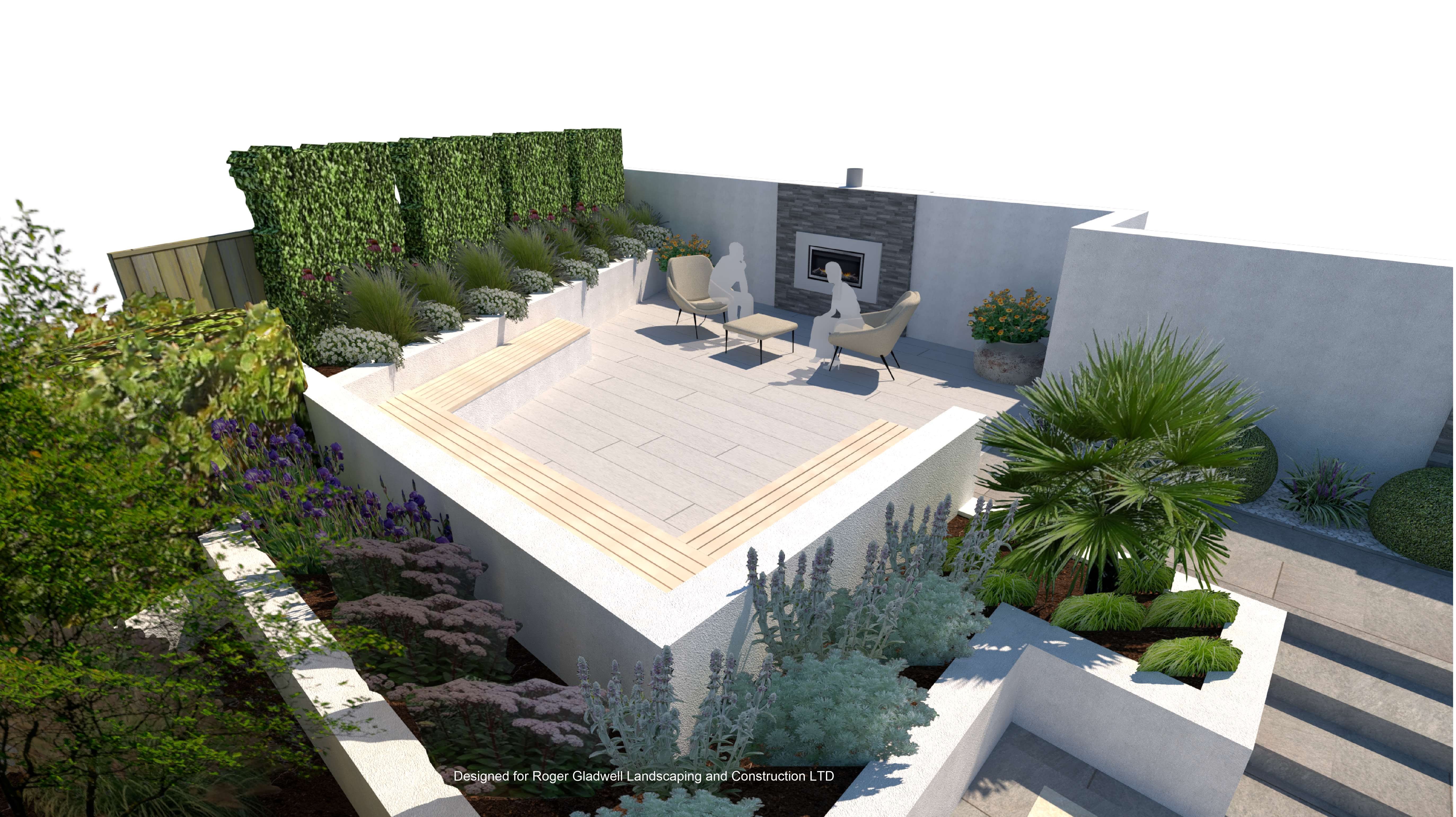 Camilla Jousiffe Garden Design
